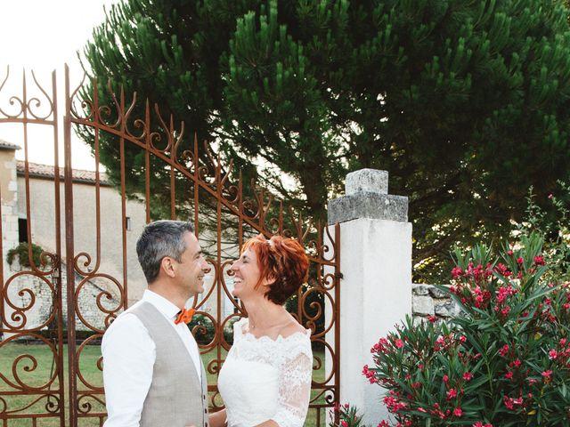 Le mariage de Guillaume et Céline à Condéon, Charente 143