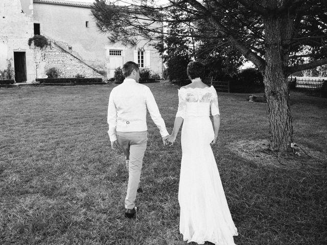 Le mariage de Guillaume et Céline à Condéon, Charente 144