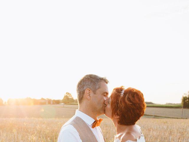 Le mariage de Guillaume et Céline à Condéon, Charente 2
