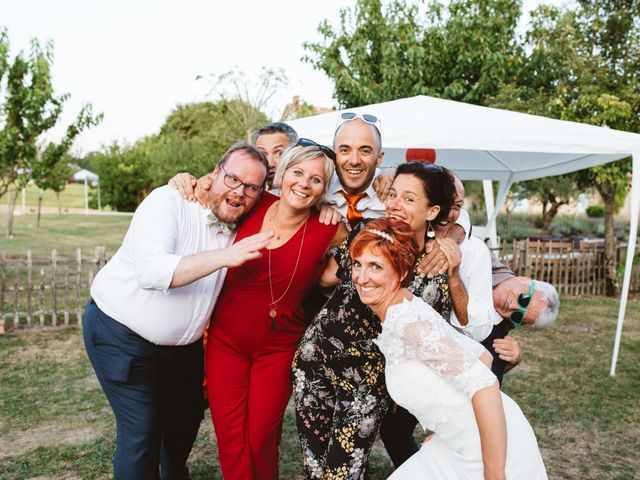 Le mariage de Guillaume et Céline à Condéon, Charente 148