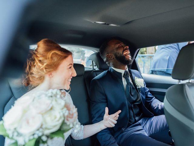 Le mariage de Hibrahim et Myriam à Dreux, Eure-et-Loir 14