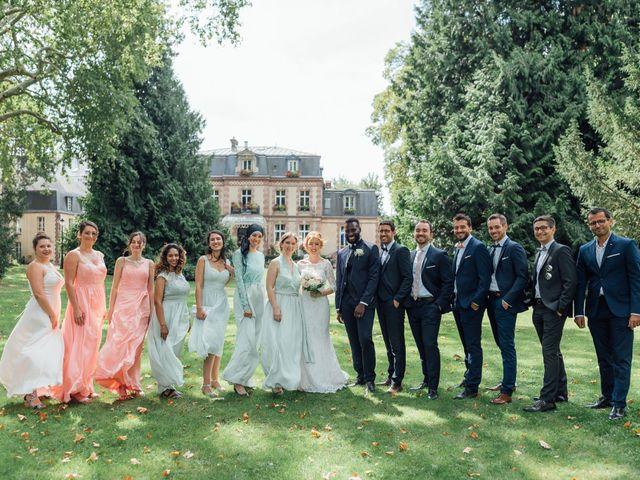 Le mariage de Hibrahim et Myriam à Dreux, Eure-et-Loir 17