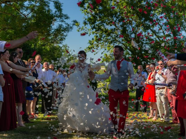 Le mariage de Alex et Alice à Saint-Thomas-de-Cônac, Charente Maritime 12