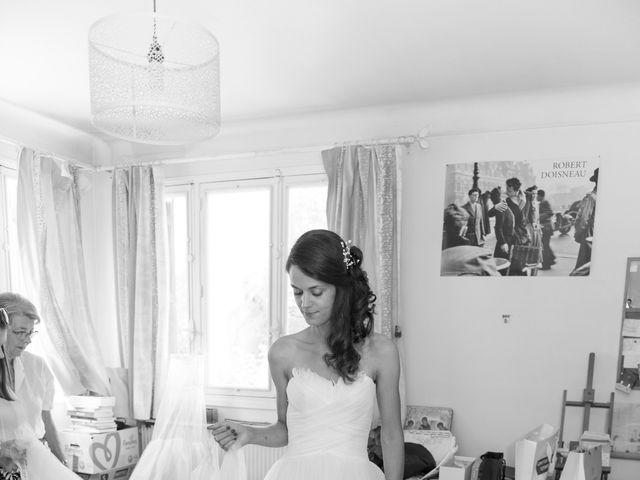 Le mariage de Jean Christophe et Olivia à Étréchy, Essonne 4