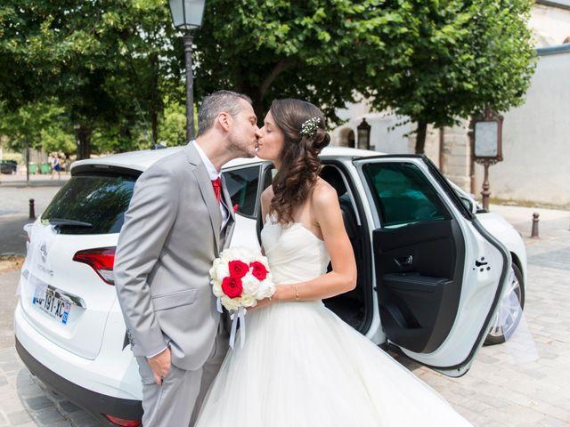 Le mariage de Jean Christophe et Olivia à Étréchy, Essonne 13