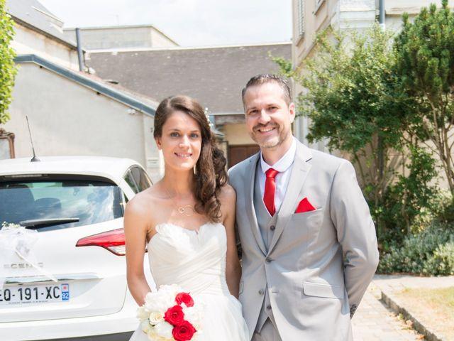 Le mariage de Jean Christophe et Olivia à Étréchy, Essonne 14