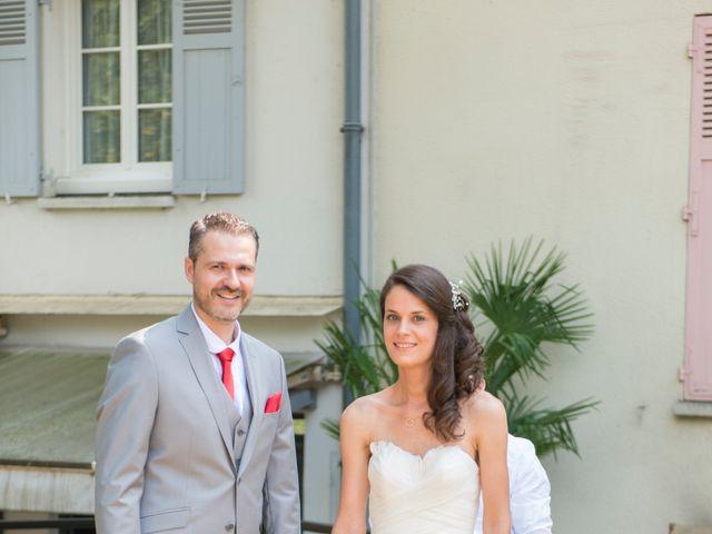 Le mariage de Jean Christophe et Olivia à Étréchy, Essonne 15