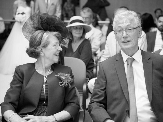 Le mariage de Jean Christophe et Olivia à Étréchy, Essonne 16