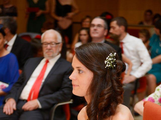 Le mariage de Jean Christophe et Olivia à Étréchy, Essonne 17