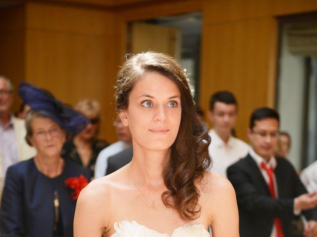 Le mariage de Jean Christophe et Olivia à Étréchy, Essonne 19