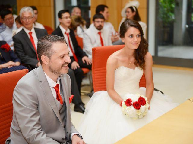 Le mariage de Jean Christophe et Olivia à Étréchy, Essonne 21