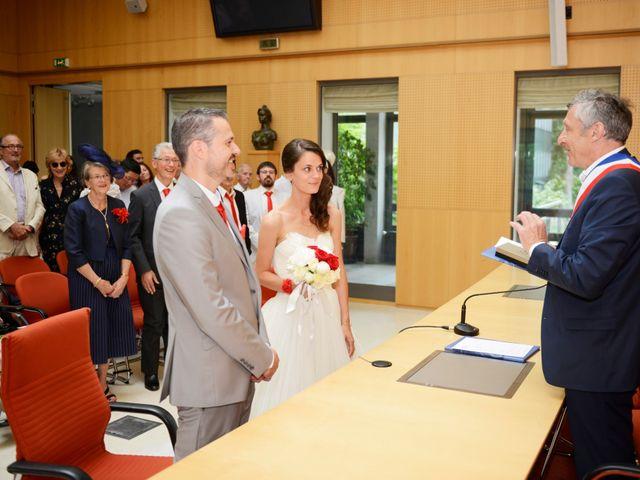Le mariage de Jean Christophe et Olivia à Étréchy, Essonne 22