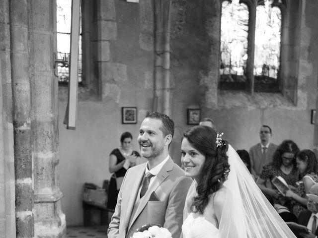 Le mariage de Jean Christophe et Olivia à Étréchy, Essonne 35