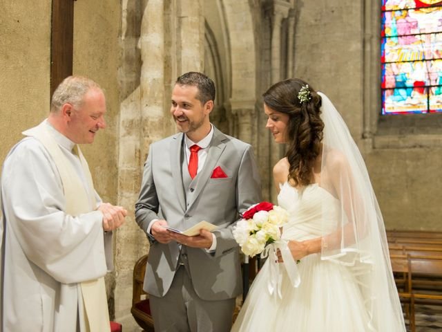 Le mariage de Jean Christophe et Olivia à Étréchy, Essonne 36