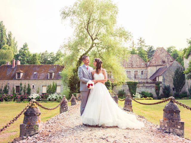Le mariage de Jean Christophe et Olivia à Étréchy, Essonne 40