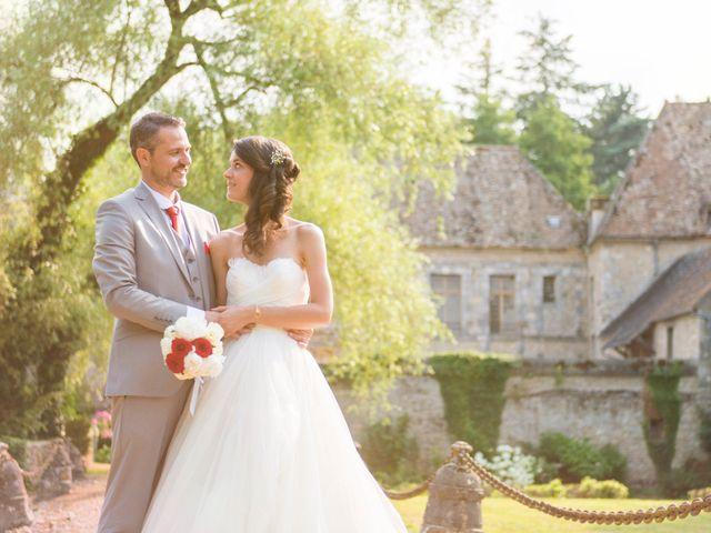 Le mariage de Jean Christophe et Olivia à Étréchy, Essonne 41
