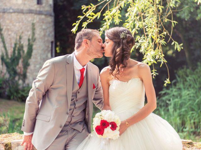 Le mariage de Jean Christophe et Olivia à Étréchy, Essonne 42
