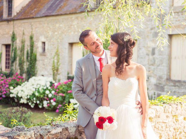 Le mariage de Jean Christophe et Olivia à Étréchy, Essonne 43