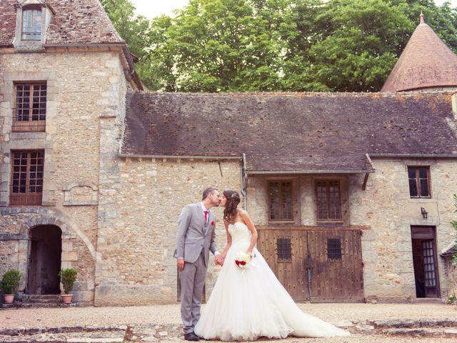 Le mariage de Jean Christophe et Olivia à Étréchy, Essonne 46
