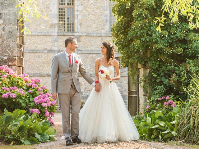 Le mariage de Jean Christophe et Olivia à Étréchy, Essonne 50