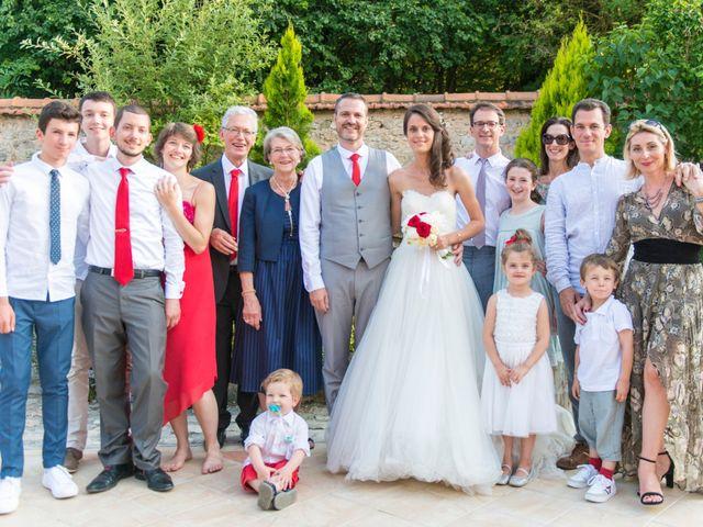 Le mariage de Jean Christophe et Olivia à Étréchy, Essonne 54