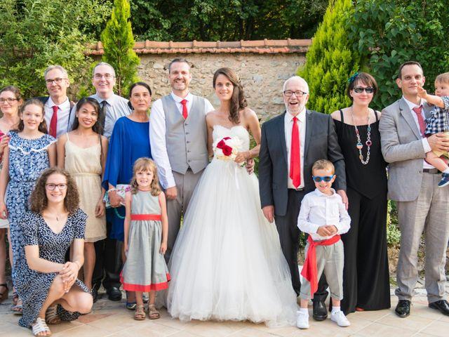 Le mariage de Jean Christophe et Olivia à Étréchy, Essonne 55