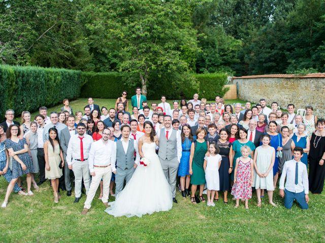 Le mariage de Jean Christophe et Olivia à Étréchy, Essonne 59