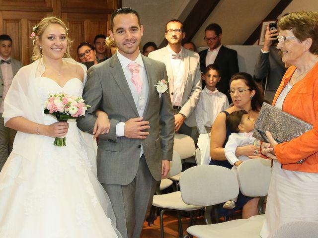 Le mariage de Alexandre et Marjorie à Épinouze, Drôme 19