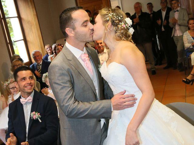 Le mariage de Alexandre et Marjorie à Épinouze, Drôme 21