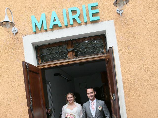 Le mariage de Alexandre et Marjorie à Épinouze, Drôme 24