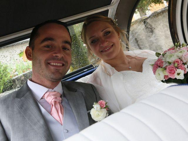 Le mariage de Alexandre et Marjorie à Épinouze, Drôme 29