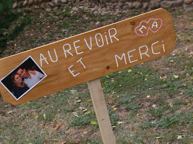 Le mariage de Alexandre et Marjorie à Épinouze, Drôme 34
