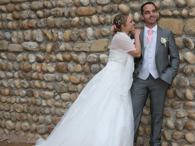 Le mariage de Alexandre et Marjorie à Épinouze, Drôme 38
