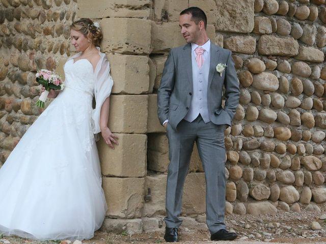 Le mariage de Alexandre et Marjorie à Épinouze, Drôme 42