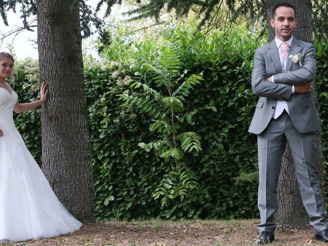 Le mariage de Alexandre et Marjorie à Épinouze, Drôme 46