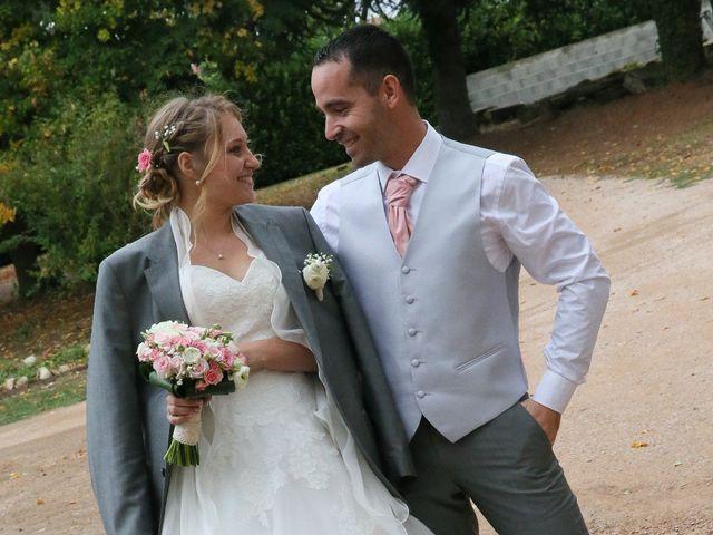 Le mariage de Alexandre et Marjorie à Épinouze, Drôme 54