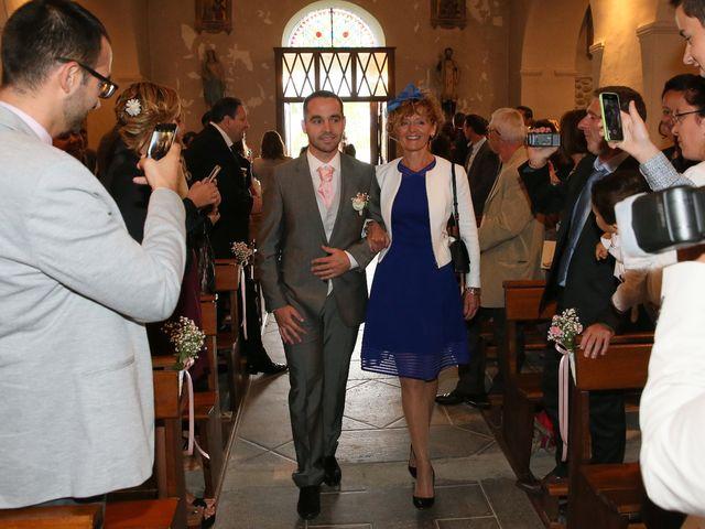 Le mariage de Alexandre et Marjorie à Épinouze, Drôme 58