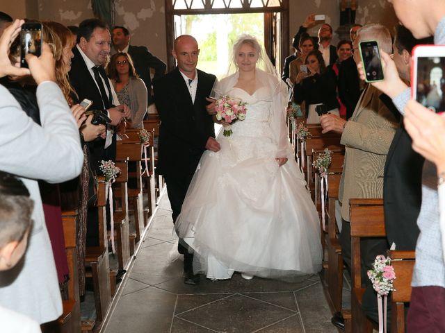 Le mariage de Alexandre et Marjorie à Épinouze, Drôme 60