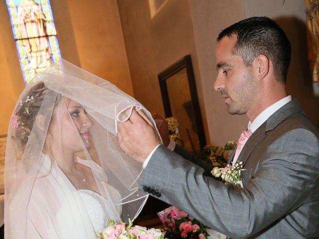 Le mariage de Alexandre et Marjorie à Épinouze, Drôme 61