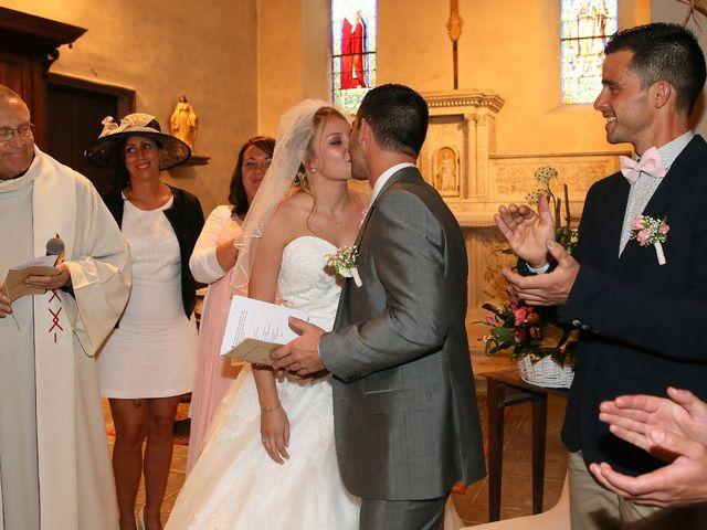 Le mariage de Alexandre et Marjorie à Épinouze, Drôme 64