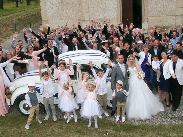 Le mariage de Alexandre et Marjorie à Épinouze, Drôme 72