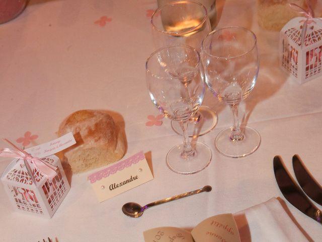 Le mariage de Alexandre et Marjorie à Épinouze, Drôme 80