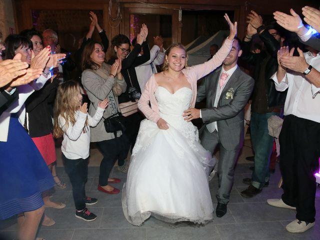 Le mariage de Alexandre et Marjorie à Épinouze, Drôme 81