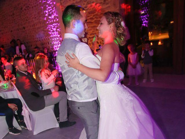 Le mariage de Alexandre et Marjorie à Épinouze, Drôme 92