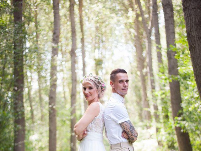 Le mariage de Jessy et Mélanie à Gisors, Eure 3