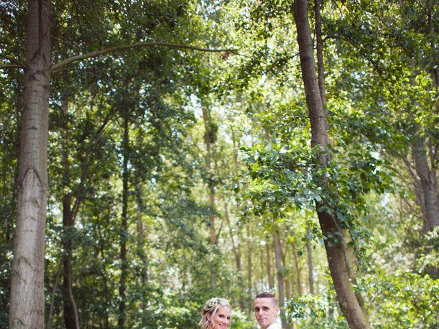 Le mariage de Jessy et Mélanie à Gisors, Eure 5