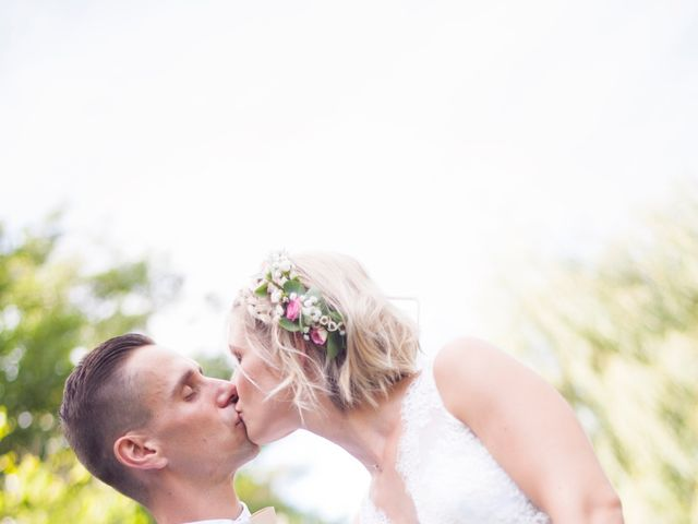 Le mariage de Jessy et Mélanie à Gisors, Eure 6