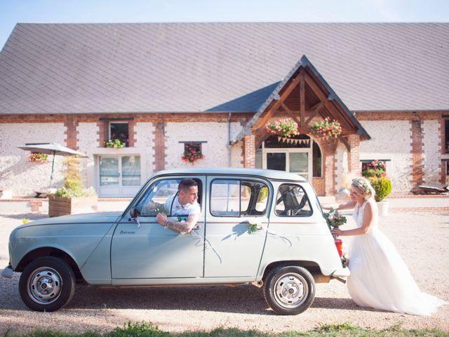 Le mariage de Jessy et Mélanie à Gisors, Eure 37