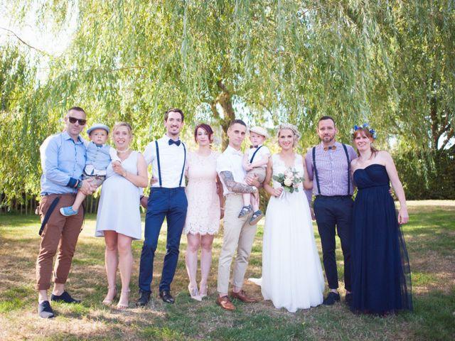 Le mariage de Jessy et Mélanie à Gisors, Eure 49