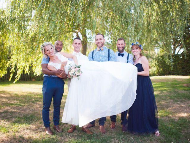 Le mariage de Jessy et Mélanie à Gisors, Eure 50